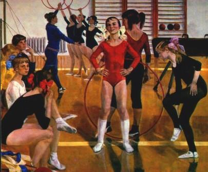 «Детская спортивная школа» - А.В. Сайкина