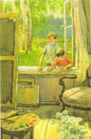 «Первые зрители» - Е.В. Сыромятникова