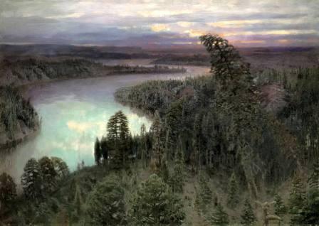 «Северный край» - В.М. Васнецов